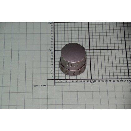 Pokrętło scandium 10609 inox ze spr. (9050638)