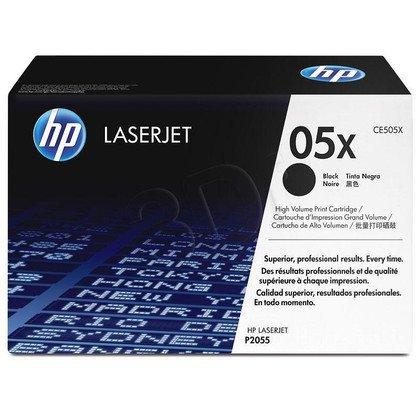 HP Toner HP05Xx2=CE505XD, Zestaw 2xBk, 2xCE505X