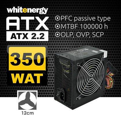Zasilacz Whitenergy ATX 1.3 (350W)