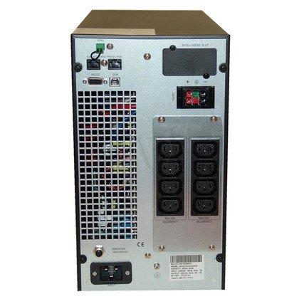 LESTAR UPS MEP - 2000 2000VA ONLINE LCD 8XIEC