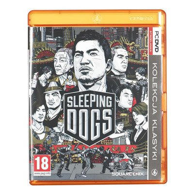 Gra PC PKK Sleeping Dogs