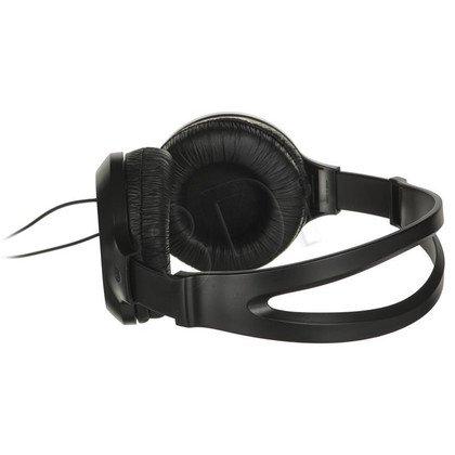 Słuchawki nauszne Panasonic RP-HT161E-K (Czarny)