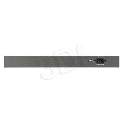PLANET GSW-1600HP 16x GE z PoE 802.3at 220W