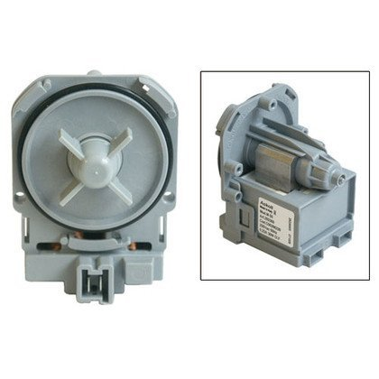 Silnik pompy odpływowej pralki (53188949811)