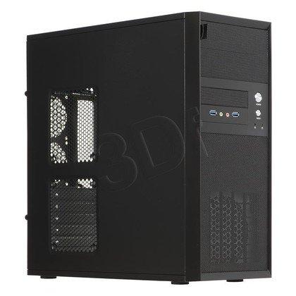 OBUDOWA CHIEFTEC CQ-01B-U3-OP USB3.0 CZARNA