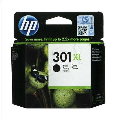 HP Tusz Czarny HP301XL=CH563EE, 480 str., 8 ml
