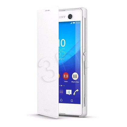 "Sony Etui do telefonu SCR48 5"" Xperia M5 białe"