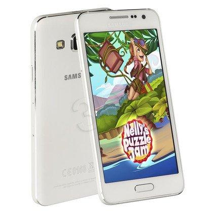 "Smartphone Samsung GALAXY A3 4,5"" Biały LTE"