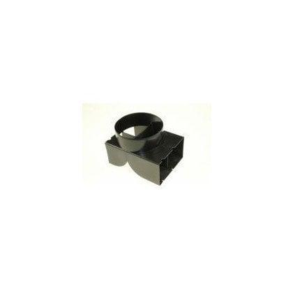 Deflektor/Złącze filtrujące do okapu Whirpool (481253029322)