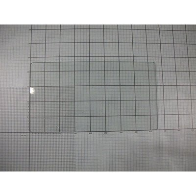 Półka szklana 425x230x4 (1033118)