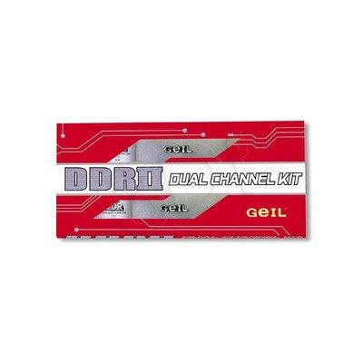 GEIL DDR2 4096 MB PC800 2x2GB CL5