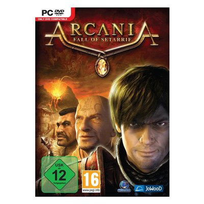 Gra PC Arcania: Fall of Setarrif (klucz do pobrania)