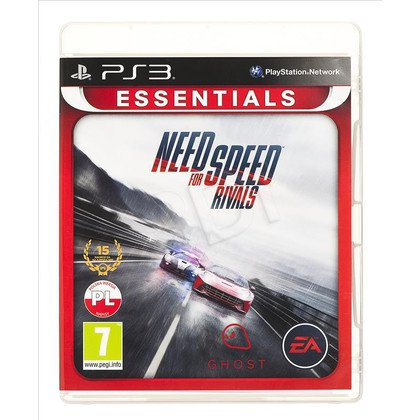 Gra PS3 Need for Speed Rivals Essentials