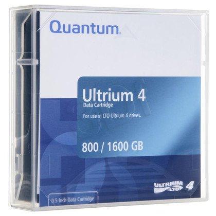 TAŚMA QUANTUM DO STREAMERA LTO-4 800/1600 GB