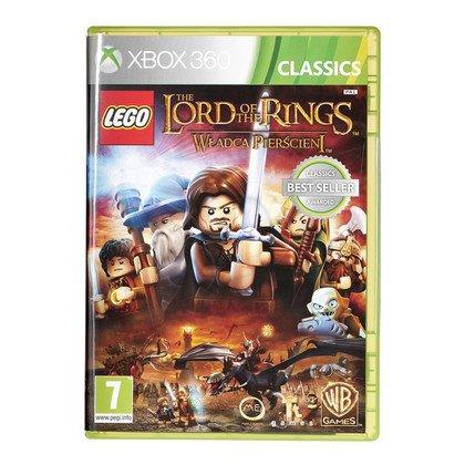Gra Xbox 360 Lego Władca Pierścieni CLASSIC