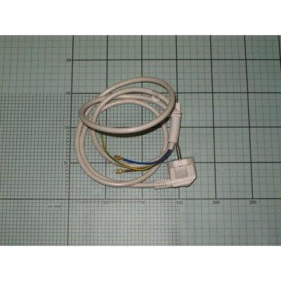 Przewód zasilający PL 2x1,5 mm 2 długośc 1,40 m W (1004568)
