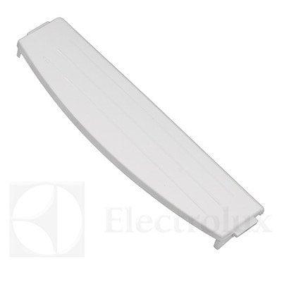 Biała płyta uchwytu komory na detergent do pralki (1108284009)