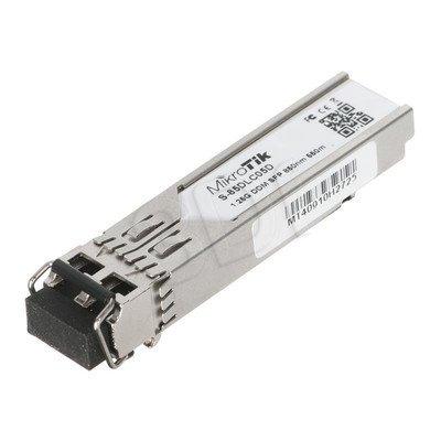 MikroTik S-85DLC05D SFP 1.25G MM 550m 850nm LC