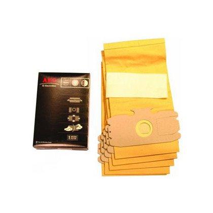 Worek do odkurzacza GR12 Electrolux 5szt. (+mikrofiltr) (8996689012533)