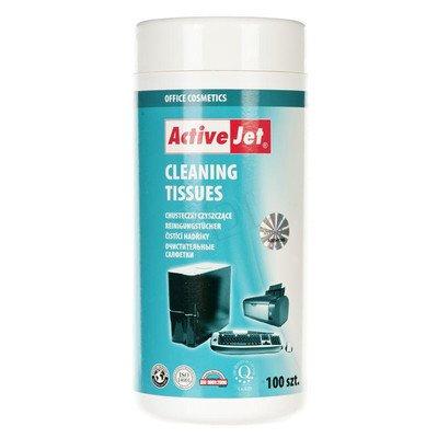 ActiveJet AOC-301 Chusteczki czyszczące 100szt