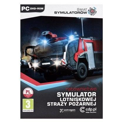 Gra PC NSS Symulator Lotniskowej Straży Poż. 2013