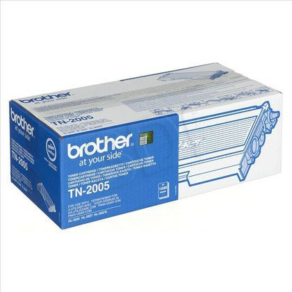 BROTHER Toner Czarny TN2005=TN-2005, 1500 str.