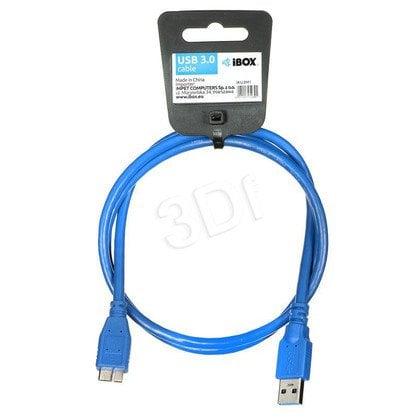 KABEL I-BOX USB 3.0 TYP A/B MICRO 1M