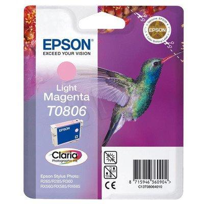 EPSON Tusz Jasny T0806=C13T08064011, 8 ml