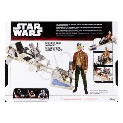 SW STAR WARS E7 POJAZD + FIGURKA 30 CM HASBRO B3917
