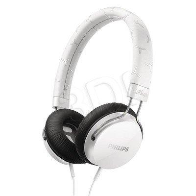 Słuchawki nauszne Philips SHL5300WT/00 (Biały)