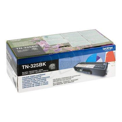 BROTHER Toner Czarny TN325BK=TN-325Bk, 4000 str.