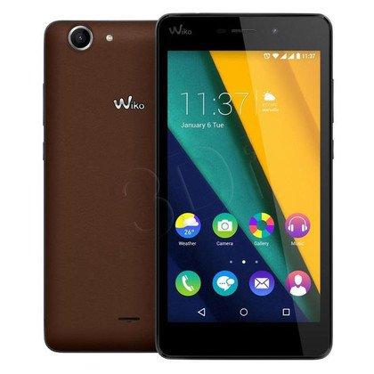 """Smartphone WIKO Pulp 4G 16GB 5"""" czekoladowy LTE"""
