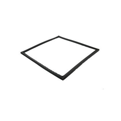 Magnetyczna uszczelka drzwi zamrażarki, czarna — 682,5 x 663,5 mm (2248016483)