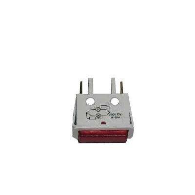 Lampka sygnalizacyjna W5 250V - czerwona (8001591)