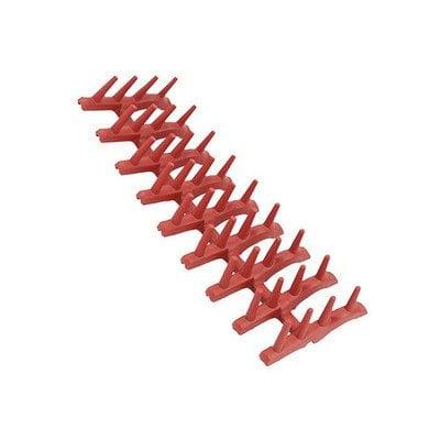 Gumowe wsporniki do kosza zmywarki (1174070001)