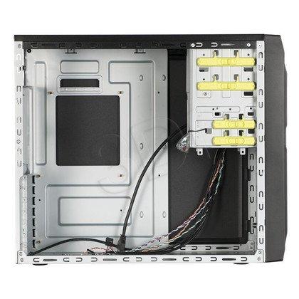 OBUDOWA CHIEFTEC LG-01B-OP - USB3.0 - CZARNA