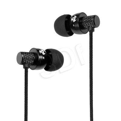 Słuchawki douszne z mikrofonem I-Box Z3 (czarny)