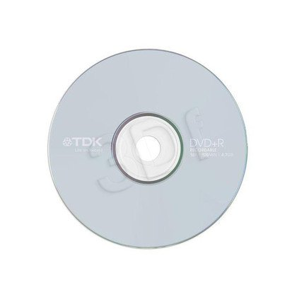 TDK DVD+R 4.7GB 16X CAKE 100SZT