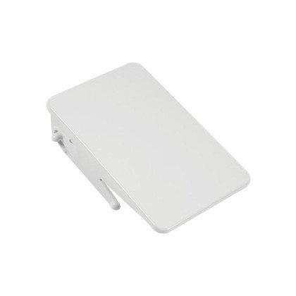 Biała klapa drzwiczek filtra pralki (1321060004)