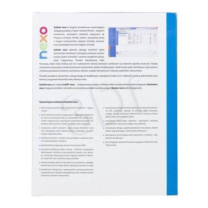 INSERT Rewizor nexo PRO 1 ST (BOX) - 10podmiotów