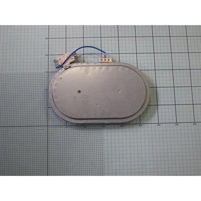 Płytka grzejna ceramiczna 140x250S 2000W230VEIKA (8056032)