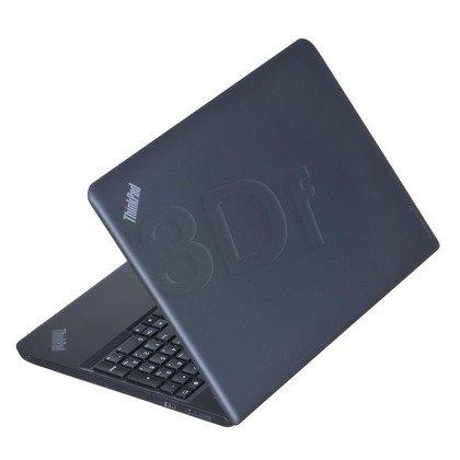 """LENOVO ThinkPad E550 i3-5005U 4GB 15,6"""" HD 500GB HD5500 Win7P Win8.1P Czarny 20DF0051PB 1Y"""
