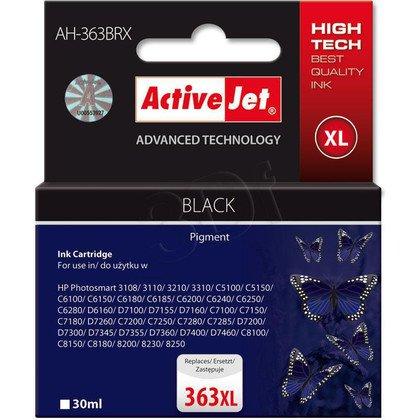 ActiveJet AH-363BRX (AH-719) tusz czarny do drukarki HP (zamiennik HP 363XL C8719EE)