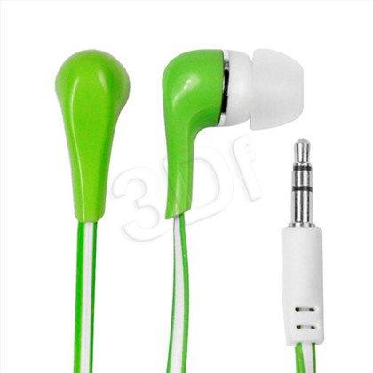Słuchawki douszne Vakoss Msonic MH132EE (Zielono-biały)