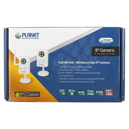 Kamera IP Planet ICA-W1200 4,2mm 2Mpix WiFi