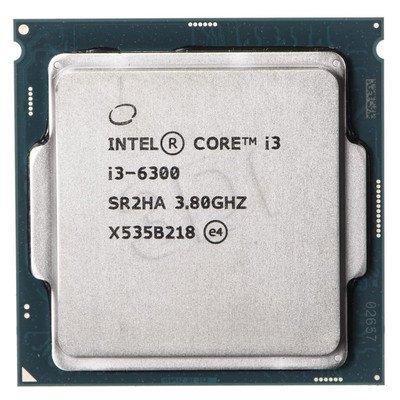 Procesor Intel Core i3 6300 3800MHz 1151 Oem