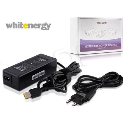WHITENERGY ZASILACZ AC DO LAPTOPA LENOVO 20V 3.25A WTYK: 11X4.5X0.6MM