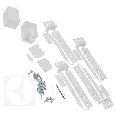 Zestaw montażowy drzwi chłodziarki do zabudowy (2367132640)