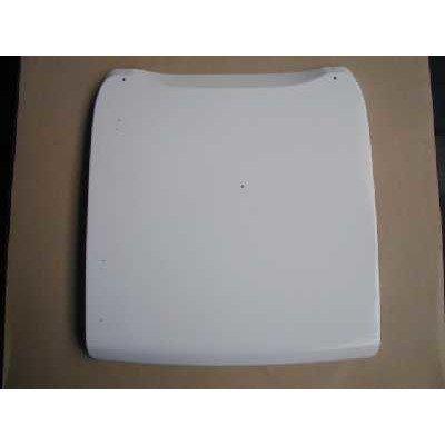 Blacha nakrywy G5E.../G5G... - biała 49x53 (9000503)