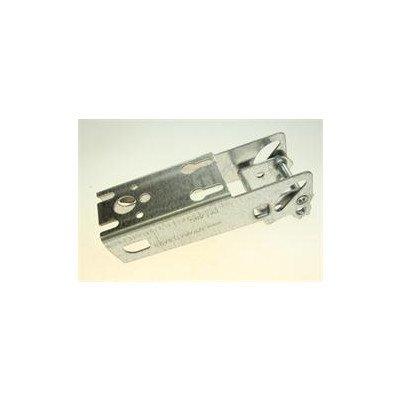 Podstawa zawiasu drzwi (klapy) zamrażarki prawa Whirlpool (481941719584)